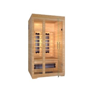 Ironman 2 Person Infrared Sauna