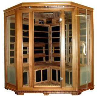 Canadian Red Cedar FIR Infrared Sauna