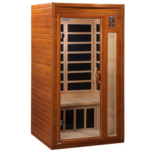 DYNAMIC SAUNAS Barcelona Far Infrared Sauna