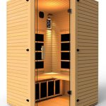 JNH Lifestyles 2-3 Person Far Infrared Sauna – Look Pretty