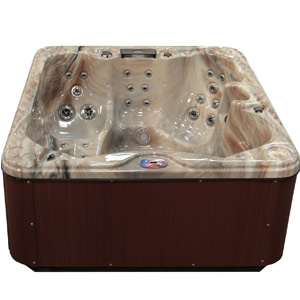 American Spas AM-630LM 5-Person Lounger Spa