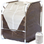 DURHERM Portable SPA Home Steam Sauna