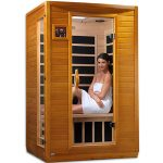 DYNAMIC SAUNAS Andora Far Infrared Sauna