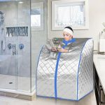 SereneLife Portable Infrared Sauna
