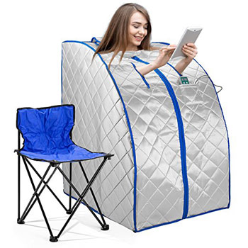 Idealsauna Far Infrared Portable Sauna
