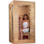 DYNAMIC Alicante 1 to 2-Person Far Infrared Sauna