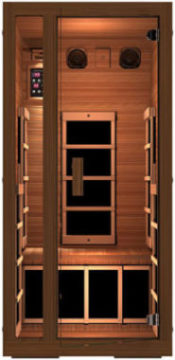 JNH Lifestyles Freedom 1 Person Sauna