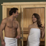 Almost Heaven Saunas Bluestone Sauna