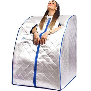 Loozys Rejuvenator Portable Infrared Home Sauna Spa